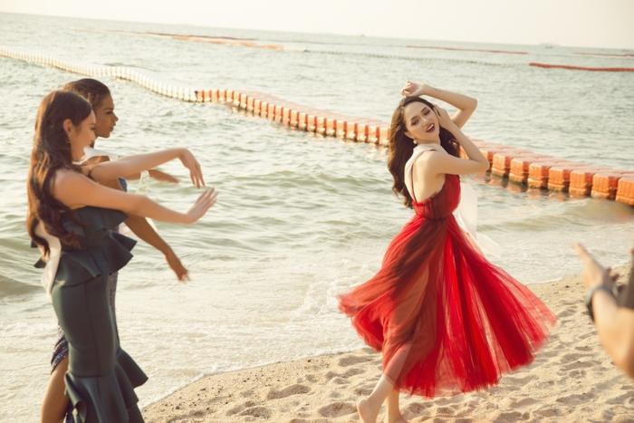 Hương Giang Idol được đánh giá là một trong những ứng cử viên nặng ký nhất cho chiếc vương miện ở Hoa hậu Chuyển giới Quốc tế năm nay.