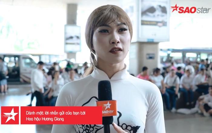 Duy Khánh mong muốn Hương Giang hoàn thành dự án xin công nhận trên giấy tờ cho người chuyển giới.