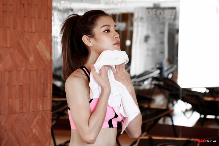 Nữ diễn viên có thân nóng bỏng của Showbiz Việt tiết lộ mối lương duyên kỳ lạ với yoga ảnh 2