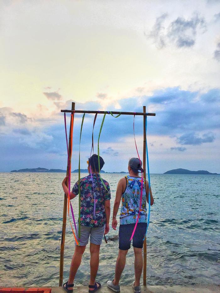 Ngắm loạt ảnh 'so deep' của trai đẹp khám phá đảo Nam Du, bảo sao chẳng cuồng chân!