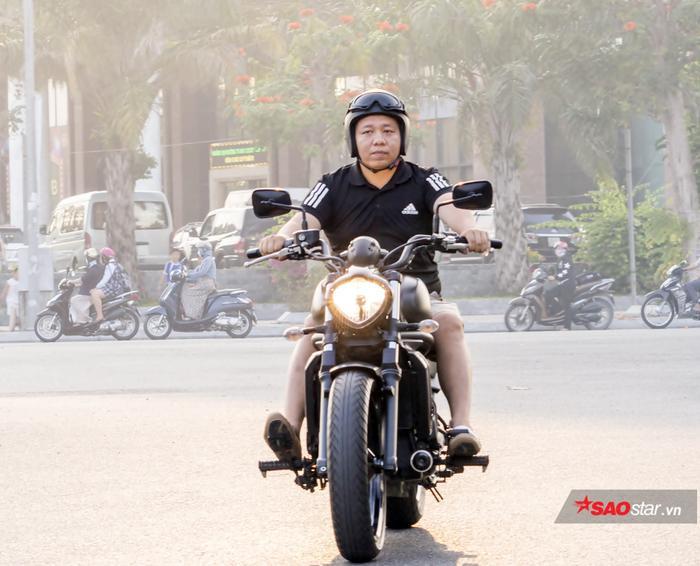 """Bầu Tuấn đang sở hữu 6 chiếc mô tô """"khủng""""."""