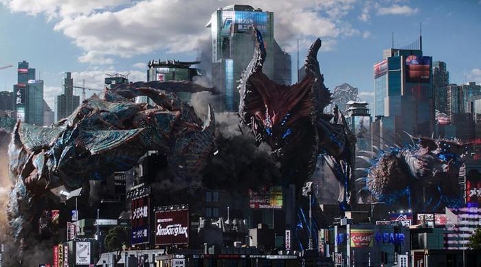 Những con quái vật Kaiji trông không chân thực và đáng sợ như phần 1.