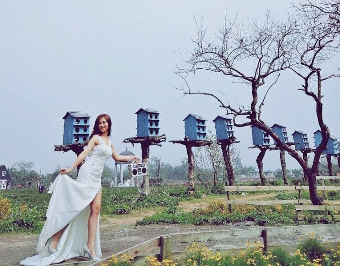 Gặp nữ sinh không biết đi giày cao gót nhưng vẫn lọt top 12 Miss ĐH Thủy Lợi vì quá xinh đẹp