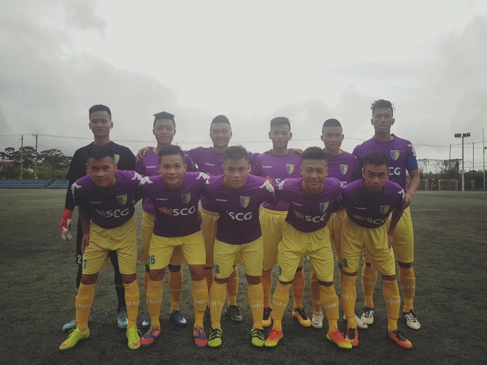 CLB Hà Nội không được thay tên, chuyển chủ vì vi phạm quy chế bóng đá chuyên nghiệp. Ảnh: Contras Hà Nội