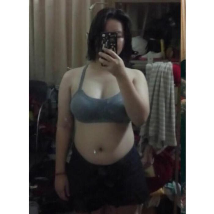 Tuần đầu tiên thực hiện quá trình giảm cân.