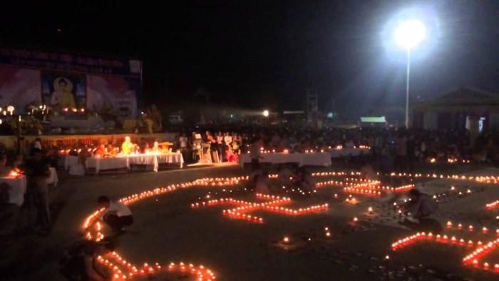 Ùn tắc kinh hoàng, nghìn người chôn chân tại chỗ sau lễ hội hoa đăng ở Tam Đảo ảnh 8