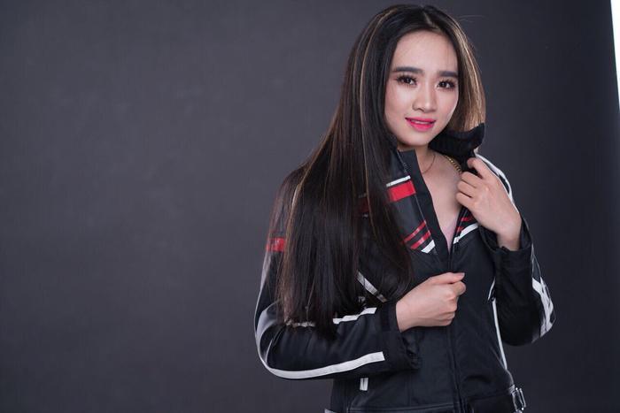 Kim Nguyên cho biết niềm đam mê Gym xuất phát từ việc mong muốn có một thể hình đẹp và có sức khỏe để chơi xe.
