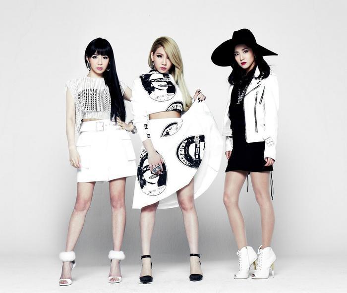 2NE1 tan rã với sự ra đi của Minzy.