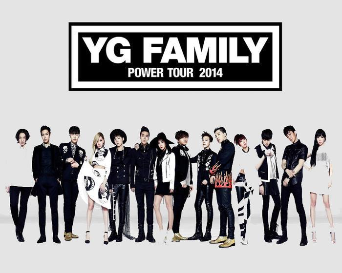 """YG Entertainment - """"ông lớn"""" Big3 đi lên qua nhiều năm bám trụ tại làng giải trí xứ Kim Chi."""