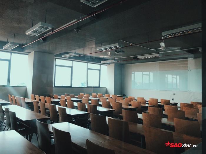 Có thêm cơ sở mới tại Gò Vấp, Nhà trường sẽ nâng tổng diện tích phục vụ đào tạo lên 66.600m2.
