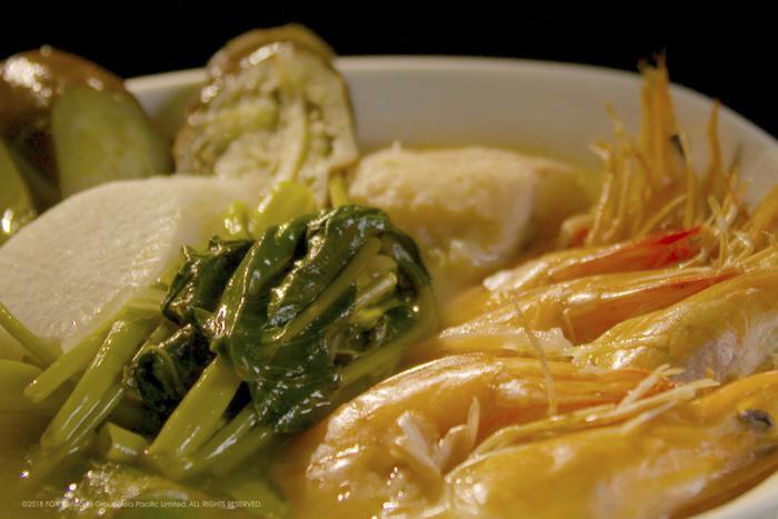 Đề bài tuần này làSinigang - món ăn nổi tiếng nhất trong nền ẩm thực Manila.