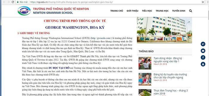 Nghi vấn trường 'ma' ở Mỹ liên kết với hàng loạt trường tại Việt Nam, người trong cuộc nói gì?