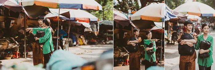 Dù tha hương cầu thực hay khó khăn, nghèo đói, tập thể 12G - K35 Nguyễn Huệ vẫn luôn bên nhau.