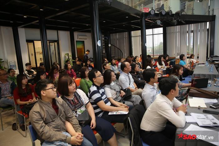 Quang cảnh buổi hội thảo do SCI tổ chức.