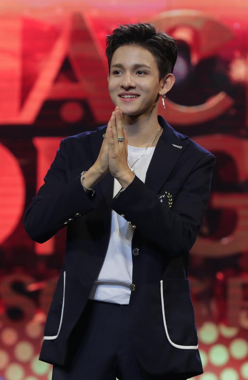 Kim Samuel bất ngờ khi nhận được sự yêu mến từ người hâm mộ tại Việt Nam.