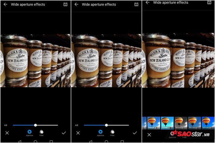 Với Nova 3e, người dùng cũng có thể chụp trước lấy nét sau hoặc sử dụng một số bộ lọc màu khá thú vị và vô cùng đẹp mắt.