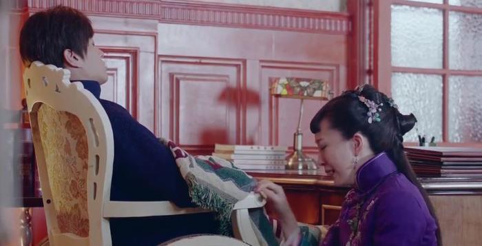 Chuyện tình của Dịch Liên Di và Mộ Dung Thiên được xem là hạnh phúc nhất phim