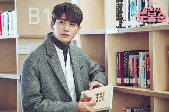 Yêu chị đẹp thì cứ để Jung Hae In lo còn Park Hyung Sik yên tâm mặc suits và đấu trí ảnh 13