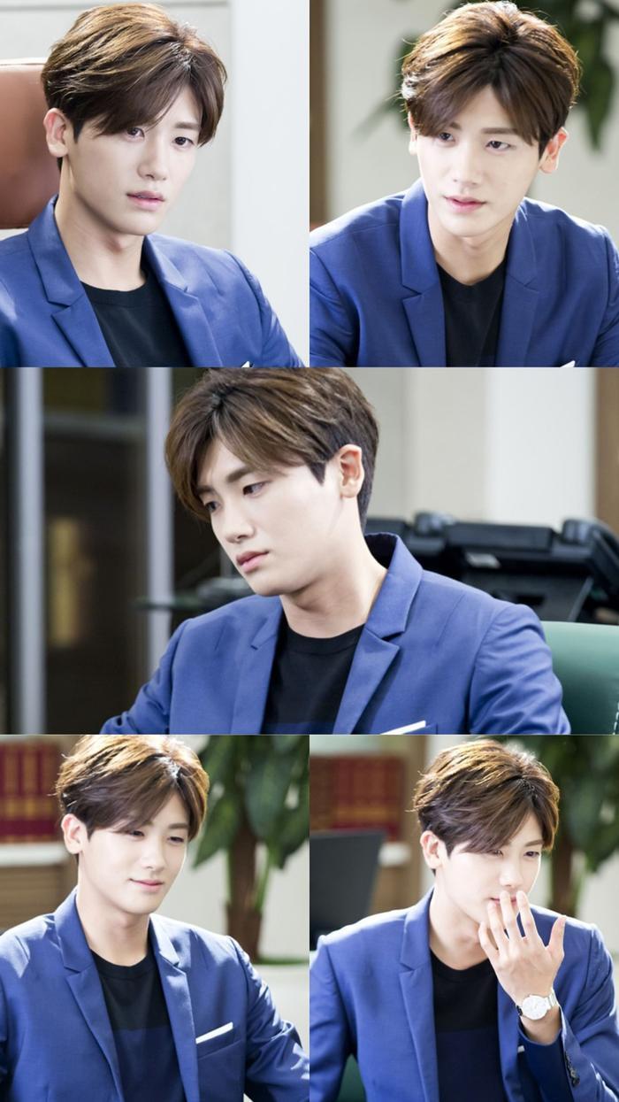 Yêu chị đẹp thì cứ để Jung Hae In lo còn Park Hyung Sik yên tâm mặc suits và đấu trí ảnh 9
