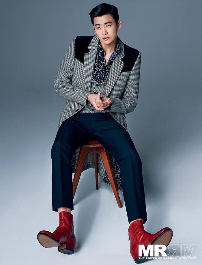 Yêu chị đẹp thì cứ để Jung Hae In lo còn Park Hyung Sik yên tâm mặc suits và đấu trí ảnh 6