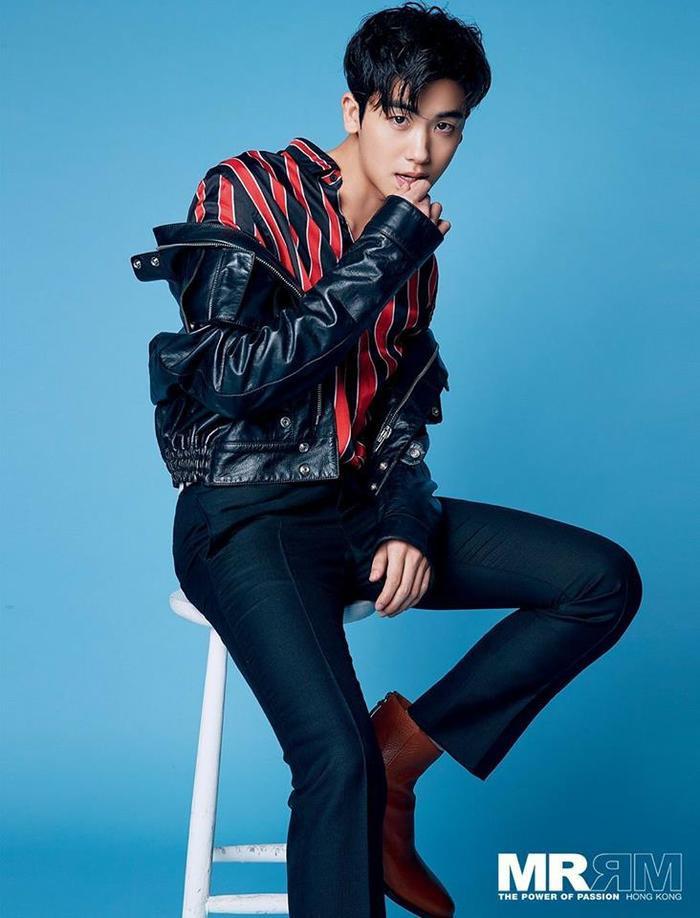 Yêu chị đẹp thì cứ để Jung Hae In lo còn Park Hyung Sik yên tâm mặc suits và đấu trí ảnh 7