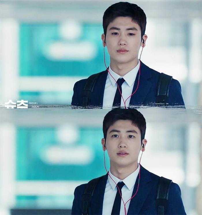 Yêu chị đẹp thì cứ để Jung Hae In lo còn Park Hyung Sik yên tâm mặc suits và đấu trí ảnh 3
