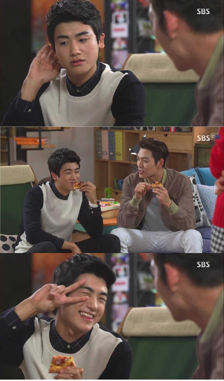Yêu chị đẹp thì cứ để Jung Hae In lo còn Park Hyung Sik yên tâm mặc suits và đấu trí ảnh 8