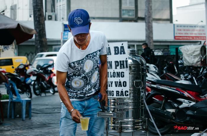 Ở Sài Gòn vẫn còn vô vàn những câu chuyện tốt như thế!