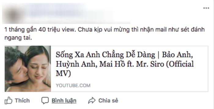 Không chỉ Sơn Tùng, loạt sao Việt này cũng gặp tình huống 'méo mặt' vì MV
