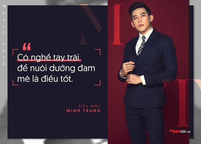 Giải bạc Siêu mẫu Minh Trung: 'Bị hủy show diễn vì từ chối gạ gẫm là chuyện bình thường'
