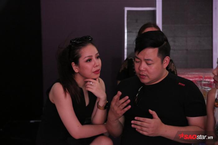 Ngọc Sơn sáng tác ca khúc mới, Như Quỳnh - Quang Lê tỉ mỉ tập luyện cùng học trò
