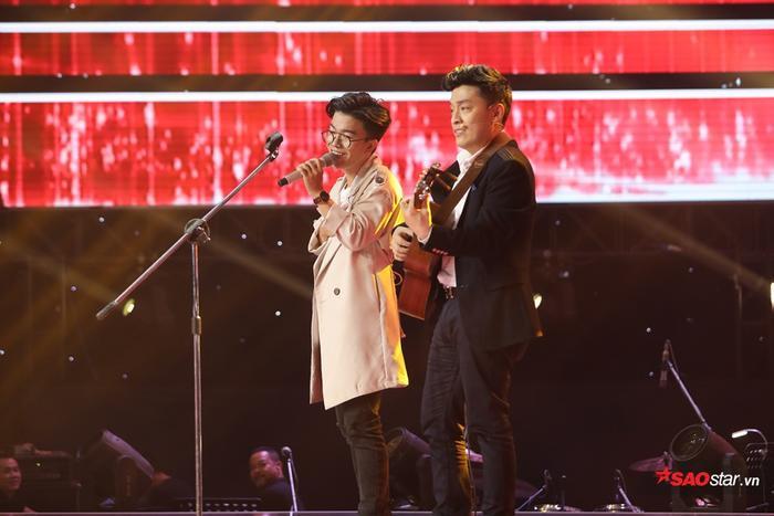 Anh Hai Lam Trường bất ngờ song ca cùng Thành Nghiệp ca khúc đình đám một thời Tình thôi xót xa.
