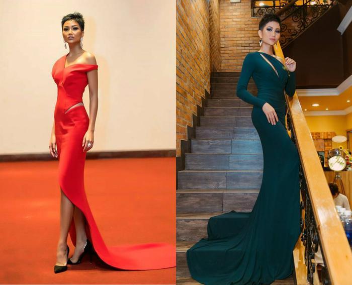 """Với tần suất góp mặt dày đặc trong các sự kiện văn hóa giải trí, H'Hen Niê được đánh giá là một trong những hoa hậu """"đắt show"""" nhất nhì Vbiz."""