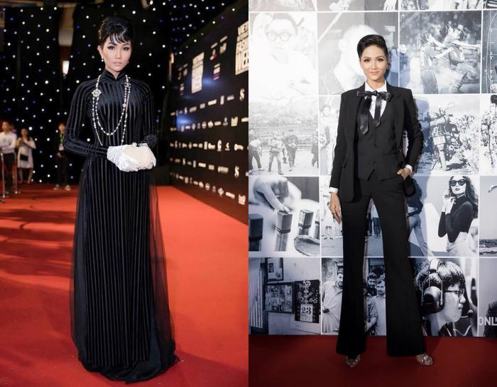 Giữ đúng thần thái và phong cách chuyên nghiệp của một trong những mỹ nhân đình đám của showbiz Việt, đương kim Hoa hậu Hoàn vũ luôn tạo được sức hút mỗi khi góp mặt trong các chương trình giải trí.