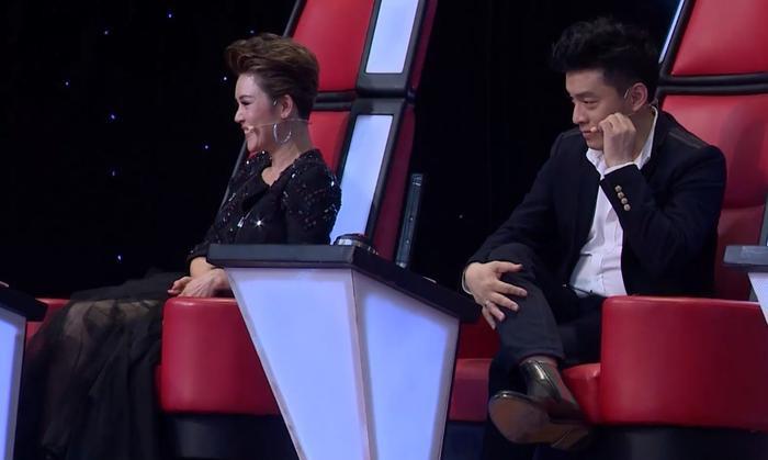 Hai tiền bối Thu Phương, Lam Trường cũng căng thẳng với khi đàn em bất đồng ý kiến.