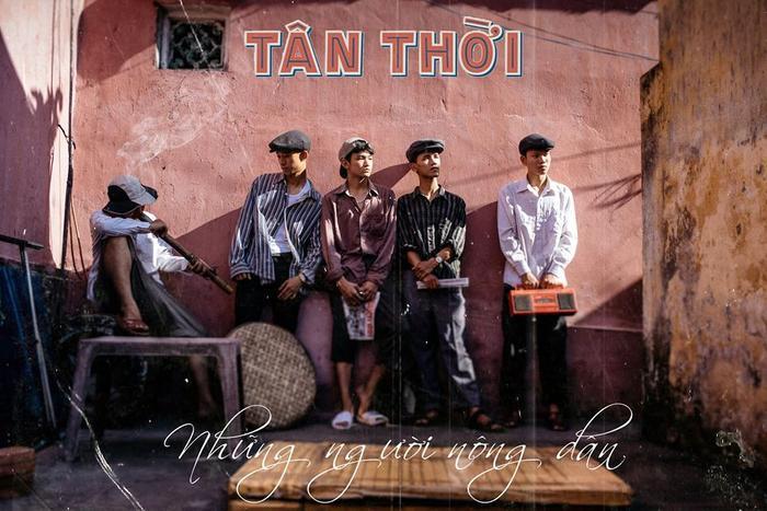 Hình ảnh làng quê Việt Nam được tái hiện chân thực.