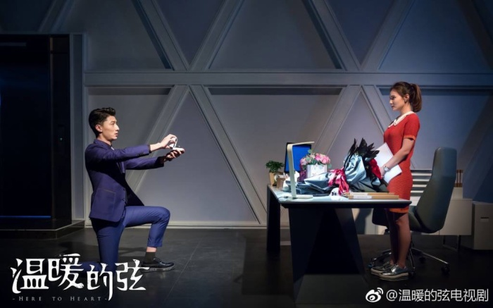Quản Dịch và Đinh Tiểu Đại có một cái kết đẹp không kém cặp đôi chính