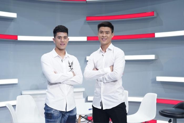 Duy Mạnh, Đình Trọng U23 Việt Nam tiết lộ nhiều bí mật về gia đình