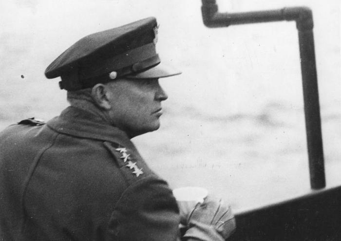 24. Dwight Eisenhower là Tổng thống duy nhất có nhiệm kỳ trải qua cả hai cuộc Chiến tranh Thế giới. Ảnh: AFP