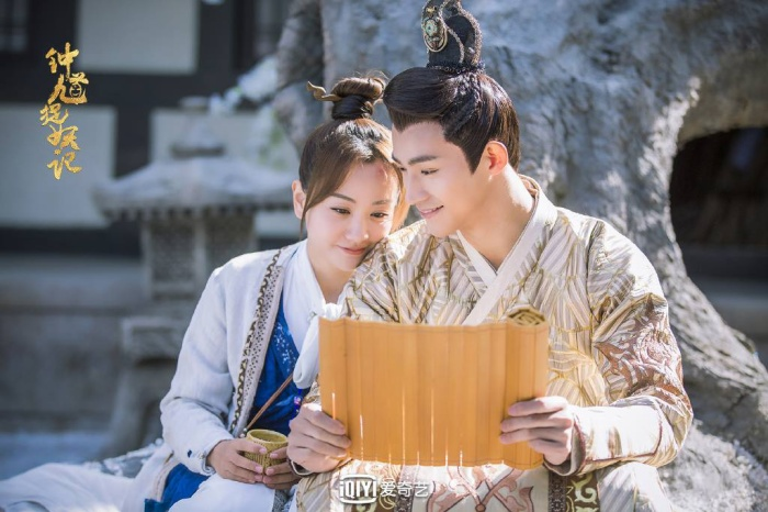 Trong phim, Dương Dung đã thể hiện được khí chất của một nữ chân nhân trảm yêu một cách trọn vẹn