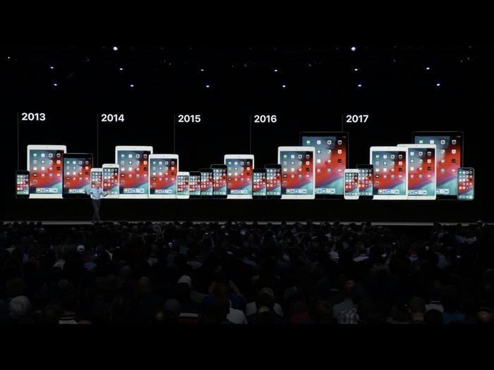 iOS 12 sẽ hỗ trợ các thiết bị iPhone từ iPhoen 5s trở lên.