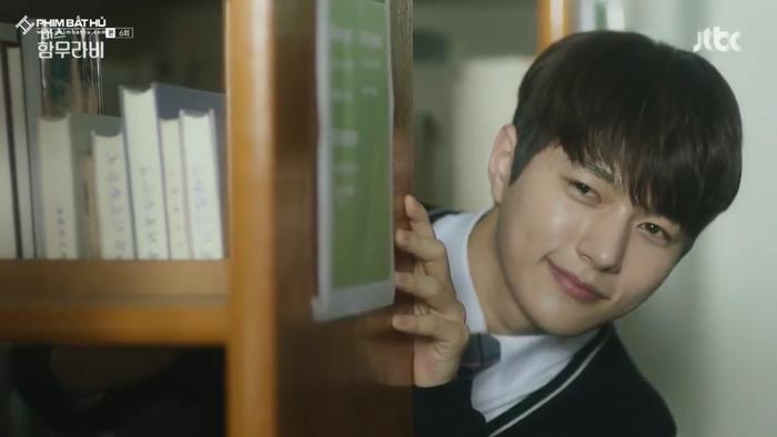 L (Infinite) bị Go Ara từ chối lời tỏ tình, đồng thời tiết lộ 'ngoài gái gú thì còn thích xem phim nóng' ảnh 13