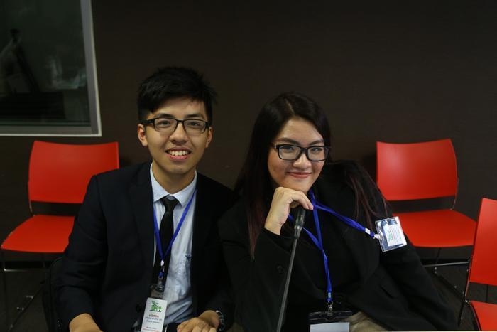 Để lọt vào các trường ĐH lớn tại Mỹ, Mạnh Linh đã hoàn thành xuất sắc bài luận bằng Tiếng Anh.