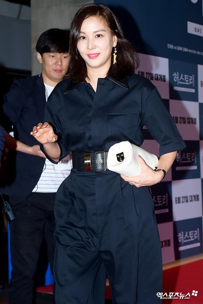 Phu nhân của Jang Dong Gun - Go So Young.