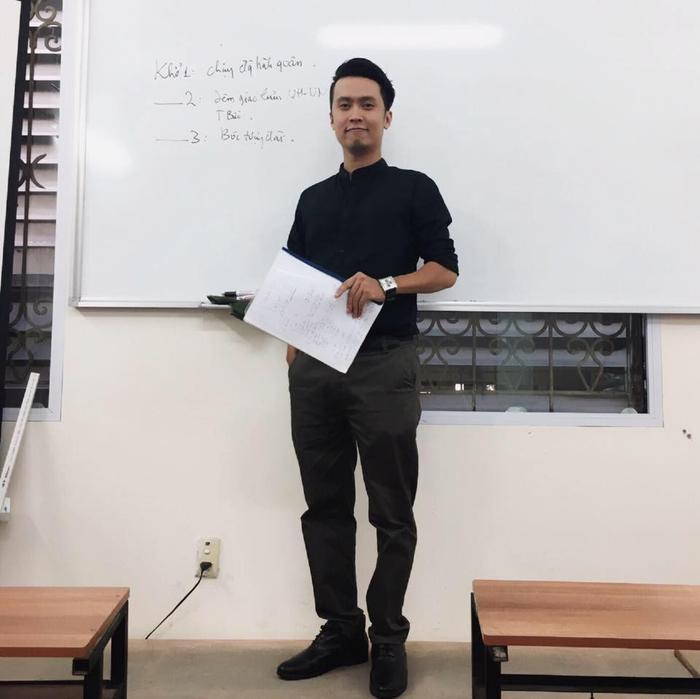 Thầy Phạm Minh Nhật
