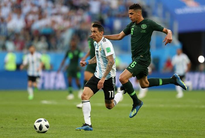 Tuyển Argentina đã có chiến thắng đầy xứng đáng trước Nigeria. Ảnh: FIFA