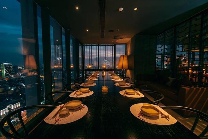 Không gian ấm cúng, lãng mạn của Sorae Restaurant - Lounge -Ảnh: Sorae Restaurant - Lounge.