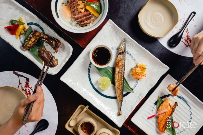 Nếu có dịp đến Sorae thì đừng quên thưởng thức các món cá đặc trưng ở đây - (Ảnh: Sorae Restaurant - Lounge).