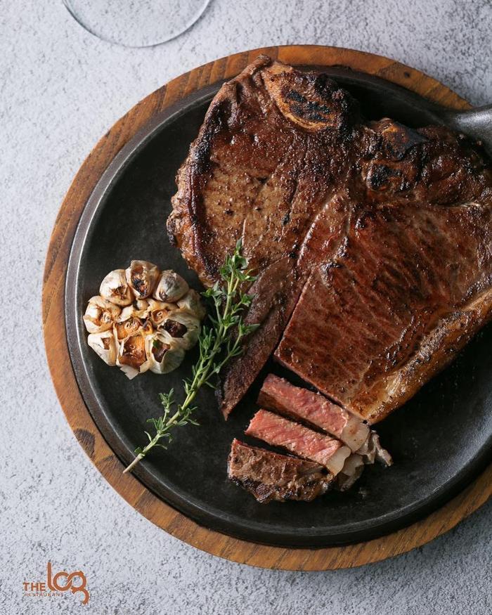 Đến từng miếng thịt tan trong miệng, ngọt vị bò xứ Mỹ -Ảnh: The Log