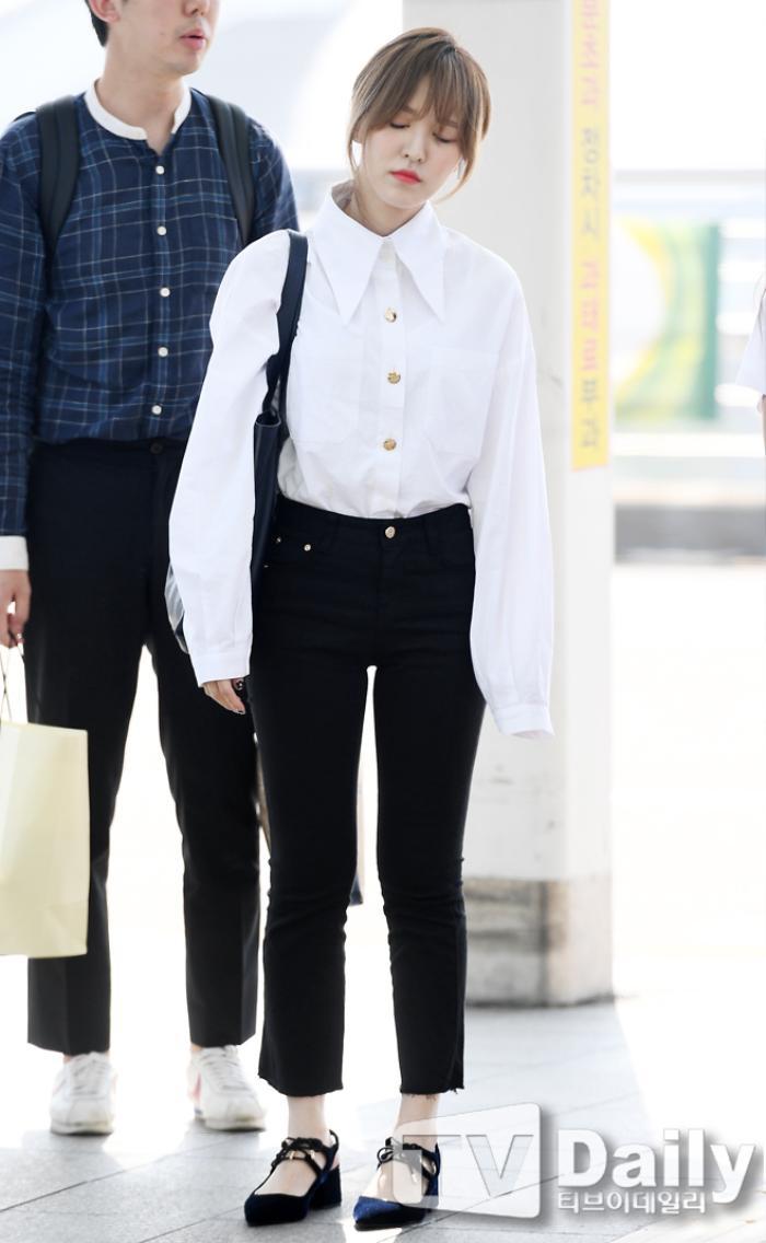 Fan lo lắng vì Wendy (Red Velvet) đột ngột giảm cân